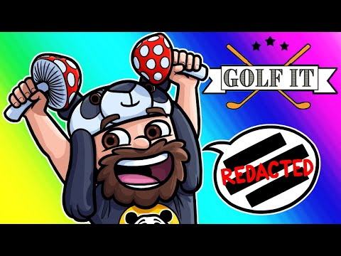 Golf-It Funny Moments - This One's Getting Demonetized!