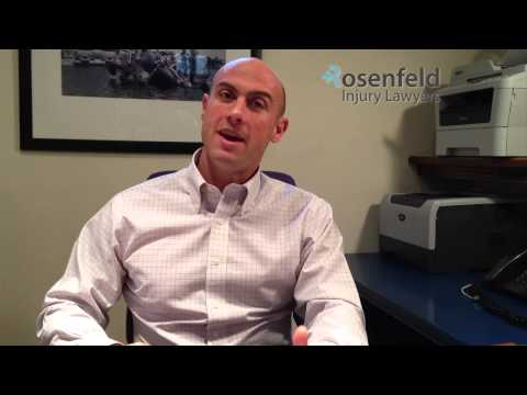Why I Became a Personal Injury Attorney, Jonathan Rosenfeld