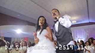 Tiyint and Sami Ethiopian wedding by Dj Sami