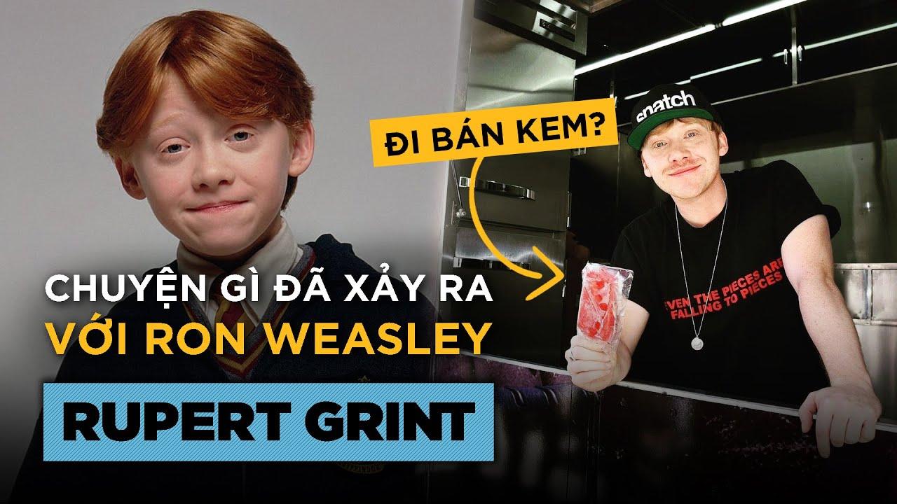 RON WEASLEY của Harry Potter Biến Đâu Mất Rồi?