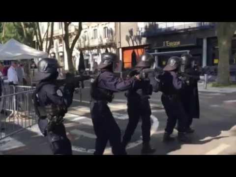 exercice anti-terroriste à Laval mardi 20 juin 2017