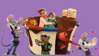 ألعاب وأنشطة داخلية ممتعة للأطفال للعب الأطفال