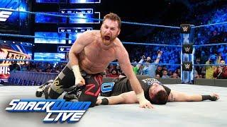 Styles vs. Ziggler vs. Corbin vs. Owens vs. Zayn - Fatal 5-Way Match: SmackDown LIVE, March 6, 2018 thumbnail
