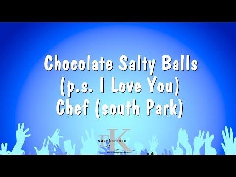 Chocolate salty balls karaoke download