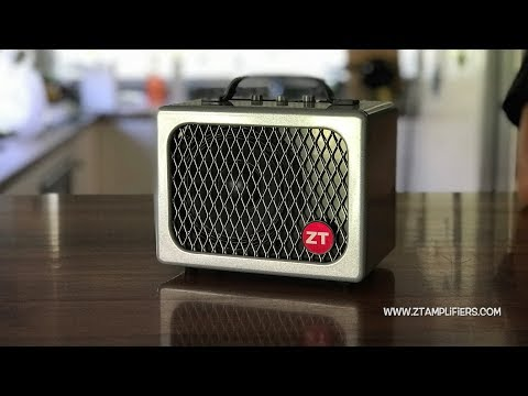 ZT Amplifiers: LUNCHBOX JUNIOR AMP