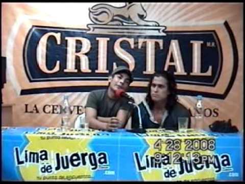 LIMA DE JUERGA / CHAT CON LOS DEL BARRIO