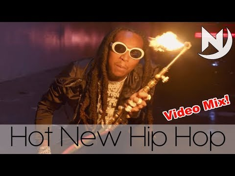 Hot New Hip Hop & Rap Trap Mix August 2018...
