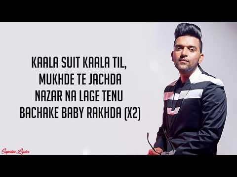Patola - Guru Randhawa | Blackmail (Lyrics /Lyric Video)