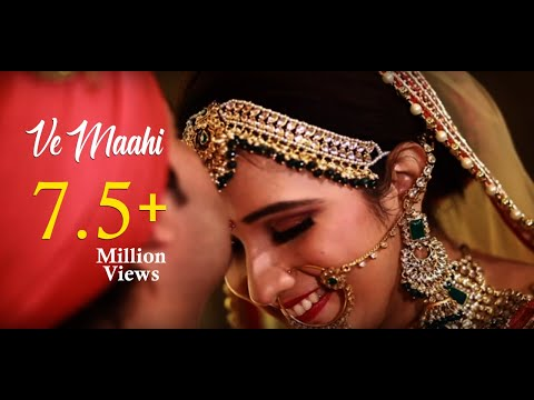 Ve Mahi Mainu Chadyo Na Nitin & Priyanka #WeddingTeaser #Karnal #CinematicTeaser by Photomantra