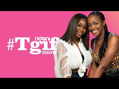 Simi & Feyi of F&S Uncensored on the NdaniTGIFShow
