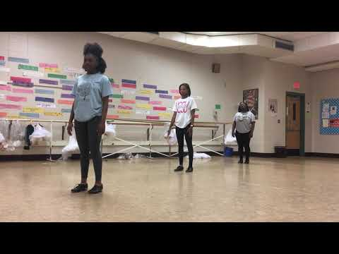 Choreography Tools Project- Kayla Jordan, Ryan McNeill, Tierra Williams
