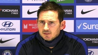 Chelsea 0-2 Man Utd - Frank Lampard FULL Post Match Press Conference - Premier League - SUBTITLES