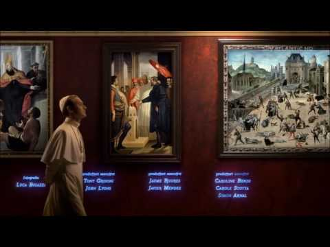 Sky Atlantic HD - The Young Pope Intro - 2016