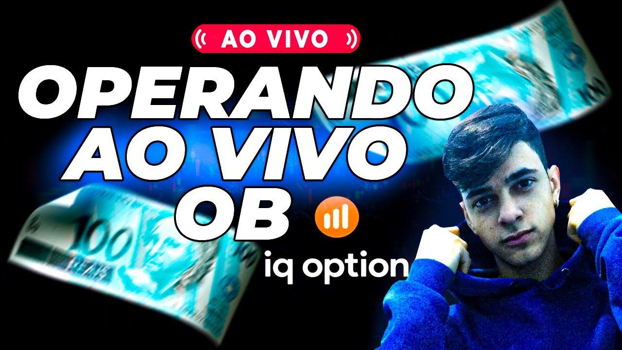 IQ OPTION- operando AO VIVO com os INSCRITOS