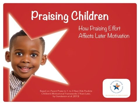 Texas Literacy Initiative - Praising Children