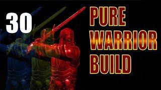 Skyrim Pure Warrior Walkthrough SURVIVAL, NO MAGIC - Part 30: Up to Ivarstead (Hunting is Good!)
