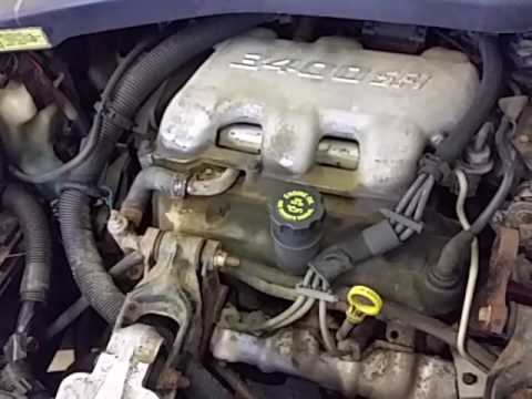 CP0774  1998    Chevy    Venture     3      4L       Engine     YouTube