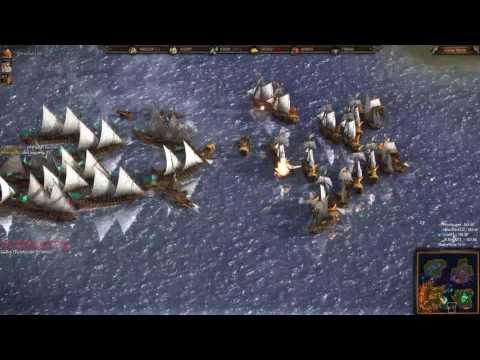 Cossacks 3 Islands 1v3 millions pt10