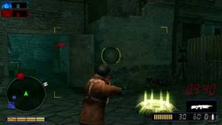 Resistance: Retribution Sony PSP Gameplay - Capturing the Flag