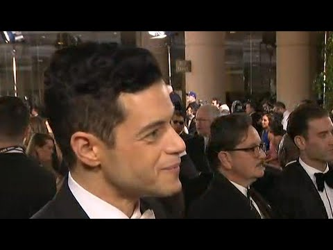 Golden Globes 2019: Rami Malek Shares What Playing Freddie Mercury Taught Him Exclusive