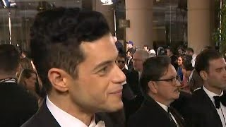 Golden Globes 2019: Rami Malek Shares What Playing Freddie Mercury Taught Him (Exclusive)