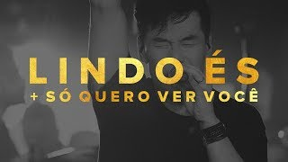 LIVRES | Juliano Son - Lindo és + Só quero ver você | Noite de Adoração em São Paulo - Clipe Oficial thumbnail