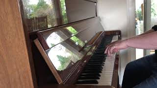 Mumford & Sons 'After the Storm' (arr. for piano)