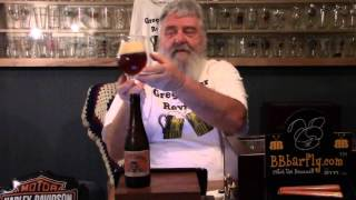 Beer Review # 1122 Boulevard Brewing The Sixth Glass Quadrupel