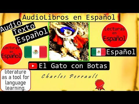 El Gato con Botas | Audiolibros en Español (Texto Incluido) | Cuentos Infantiles