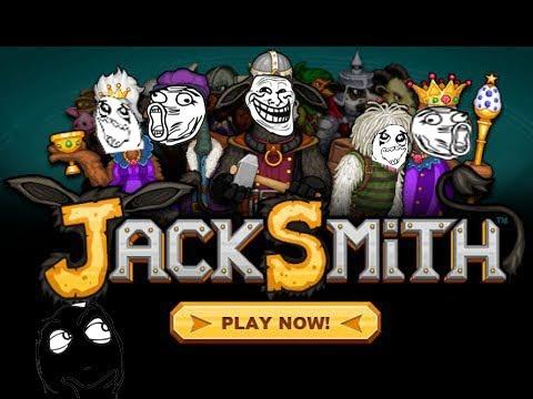 لعبة جاك سميث صانع الاسلحة للكمبيوتر