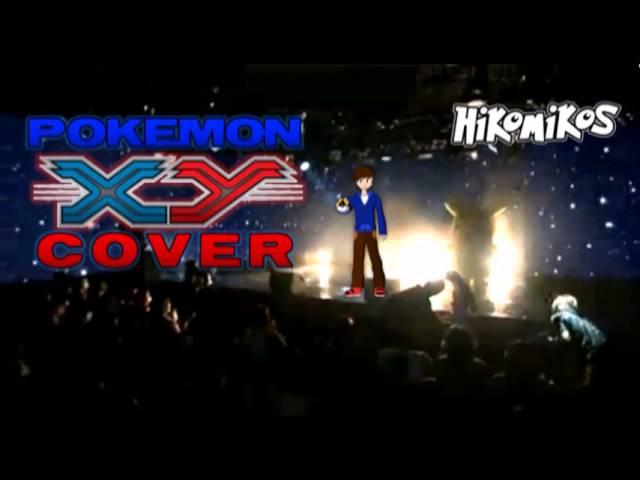 Pokemon X Y Opening Cover ???????? karaoke V?????