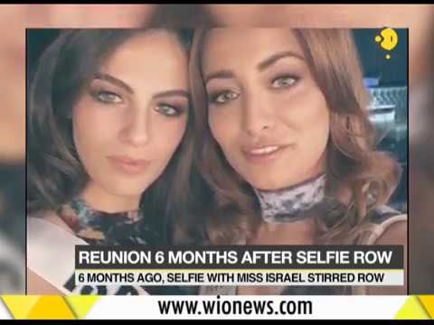 Miss Iraq and Miss Israel reunite 6 months after selfie controversy
