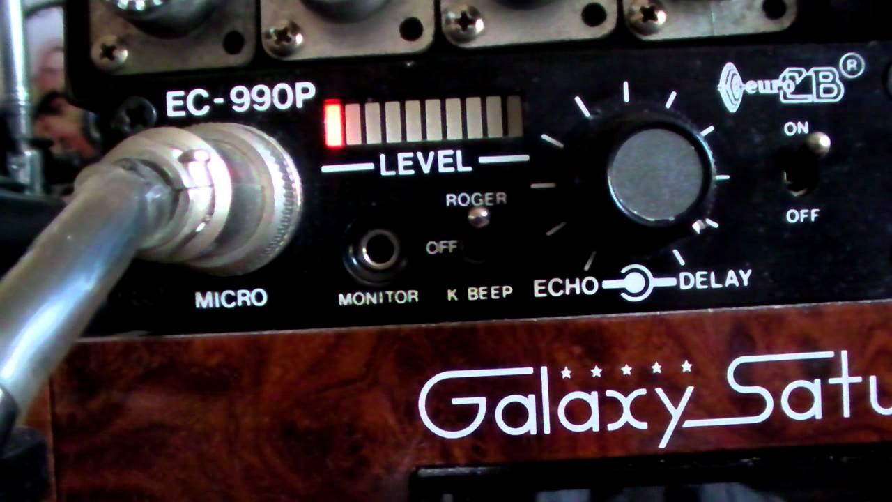 EURO CB EC-990P Chambre Echo