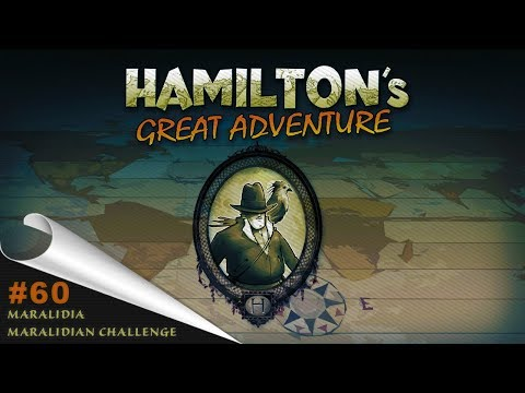 Hamilton's Great Adventure Gameplay - (PC FULL HD) - Maralidia - Maralidian Challenge |