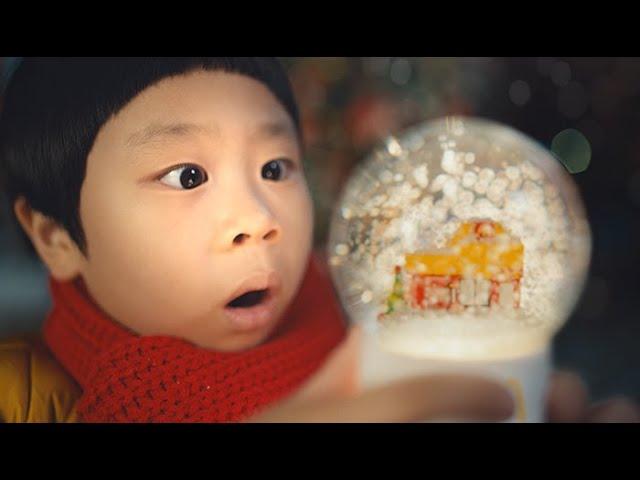 크리스마스 한정 신제품 출시!