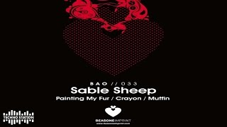 Sable Sheep - Painting My Fur