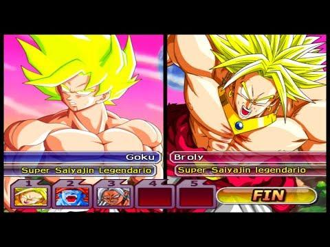 OS LEGENDÁRIOS SUPER SAYAJIN!!! Dragon Ball Z Budokai Tenkaichi 3 AF