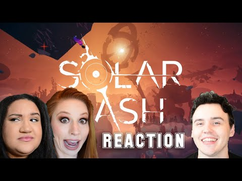 Solar Ash PS5 Reveal Trailer REACTION | Annapurna Interactive