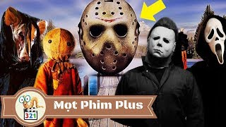 8 Scariet Mask In Horror Movies