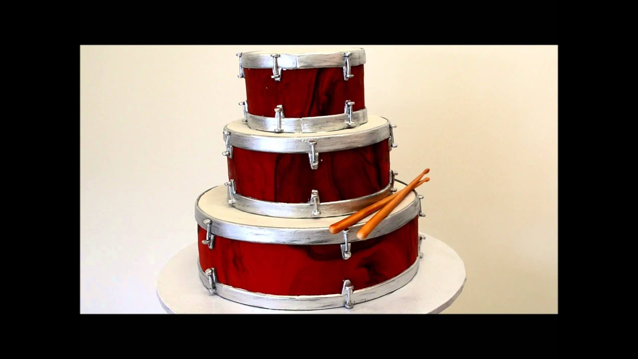 Drummer Images For Cakes
