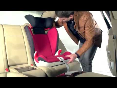 britax r mer kidfix sl sict kindersitz isofix 15 36 kg gruppe 2 3 youtube. Black Bedroom Furniture Sets. Home Design Ideas