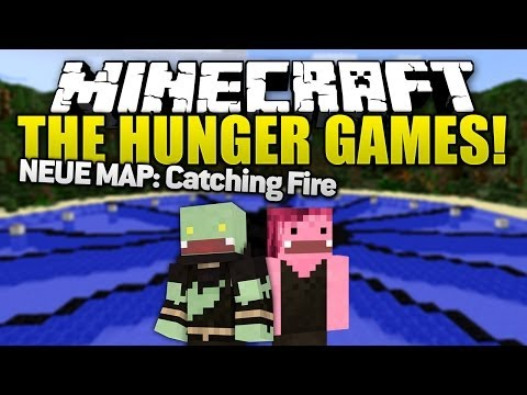Minecraft The Hunger Games