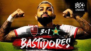 Flamengo vence a Portuguesa por 3 a 1, pela Taça Rio. Veja os bastidores