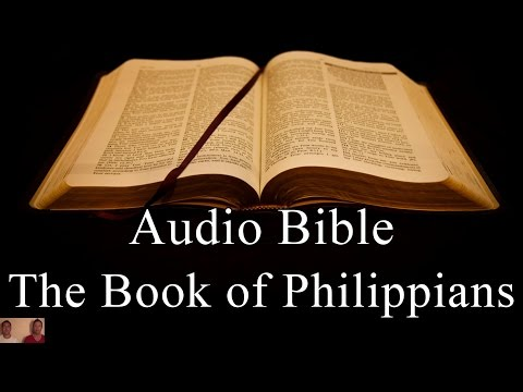 The Book of Philippians  - NIV Audio Holy Bible - High Quality and Best Speed - Book 50