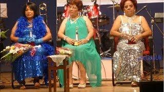 Lorna, Rita Rose, Antonette Mendes