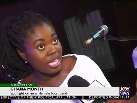 Women in Business - Business Live on JoyNews (16-3-18)