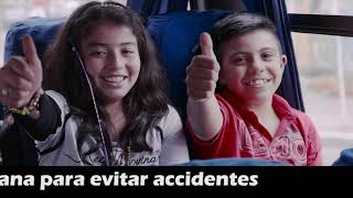 Video de seguridad para rutas infantiles - Conection 3D