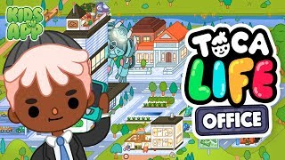 Toca Life: Office (Toca Boca AB) - Best App For Kids