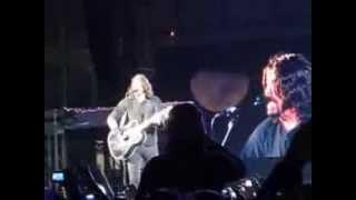 Foo Fighters - Blackbird (Beatles) - Mexico 11-12-13