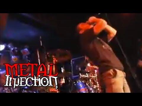 The Faceless -  Pestilence Live (Pro Shot) Summer Slaughter